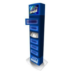 falcon cell phone charging station gocharge