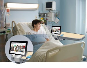goCharge Hospital Cell Phone Charging Station