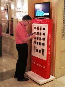 goCharge cell phone charging stations