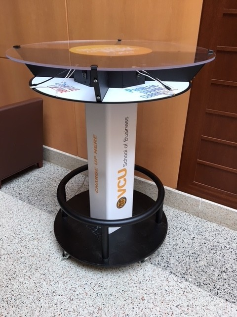 goCharge Charging Stations at Universities
